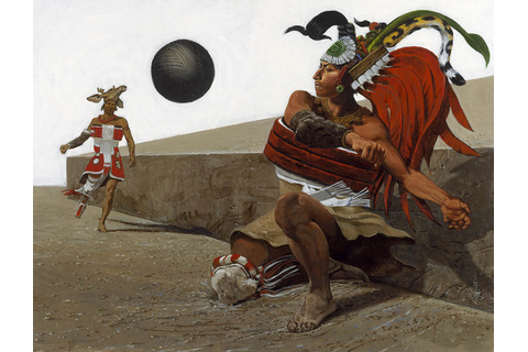Mexico Picks Up 3,000-Year-Old Ballgame – National ...