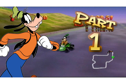 Let's Play Mickey's Speedway USA - Part 1 - YouTube