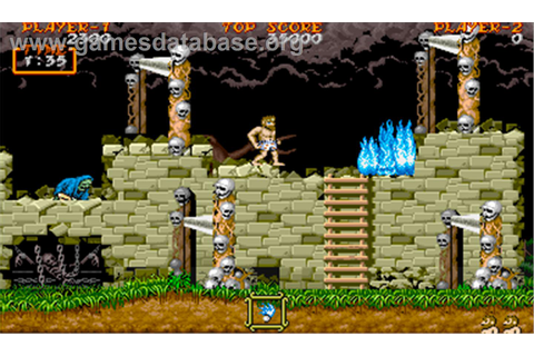 Ghouls'n Ghosts - Arcade - Games Database