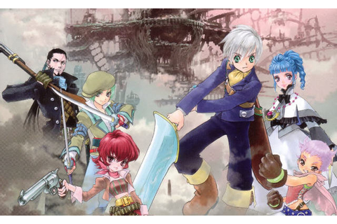 PS Vita Gets Tales of Innocence R - Push Square