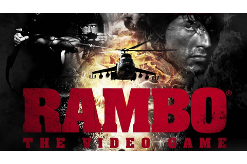 RAMBO: The Video Game 'Reveal Trailer' [1080p] TRUE-HD ...