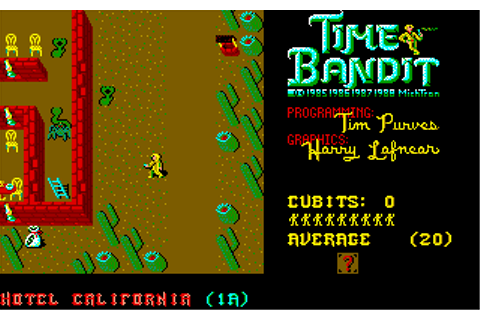 Time Bandit (PC) download