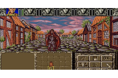 Indie Retro News: Ambermoon - Incredible classic RPG ...