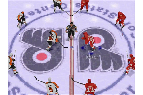 NHL Face Off 98 Download Game | GameFabrique