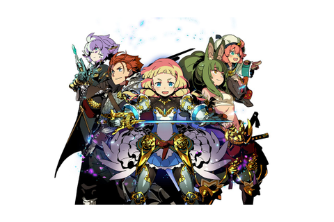 Etrian Odyssey V Beyond the Myth Recensione 3DS | TGM