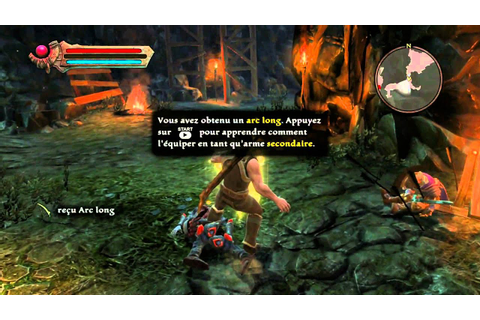 LES ROYAUMES D'AMALUR RECKONING XBOX 360 FR - YouTube