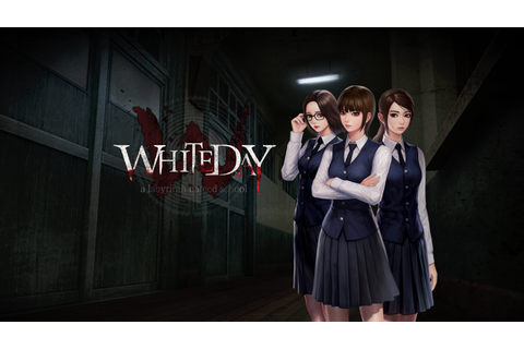 White Day A Labyrinth Named School - Anteprima