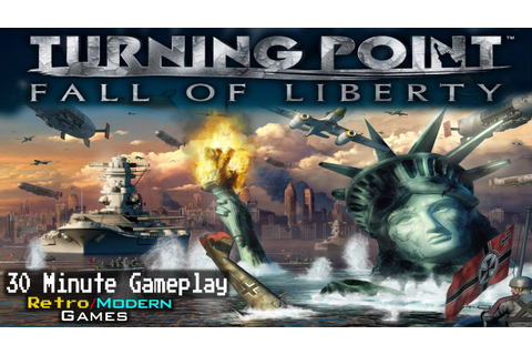 Turning Point: Fall of Liberty - PS3 / 360 / PC - 30 ...