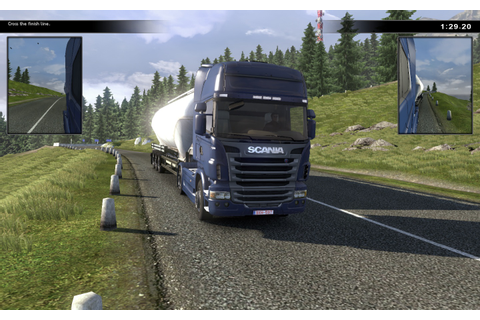 Scania Truck Driving Simulator The Game Screenshot image ...