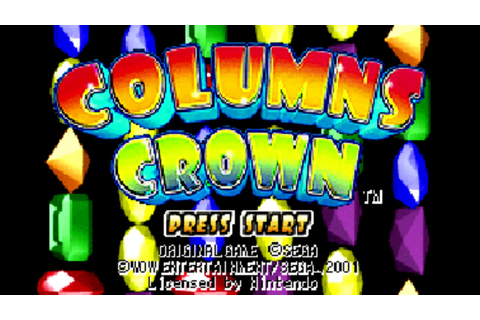 #120 Columns Crown - Flash Columns | Top 222 Best Retro ...