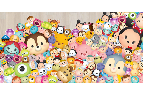 Line mobile game Disney Tsum Tsum earns $1bn | The Drum