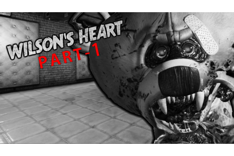 Wilson's Heart The Best VR Game Of 2017? (Twisted Pixel ...