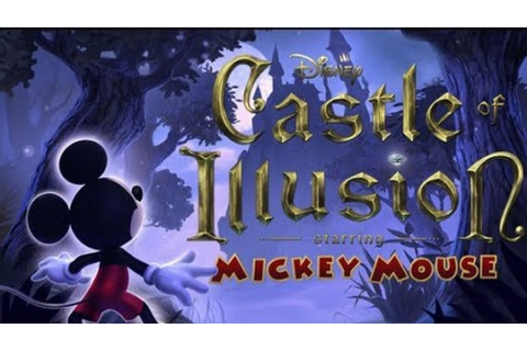 Castle of Illusion Starring Mickey Mouse iPhone game ...