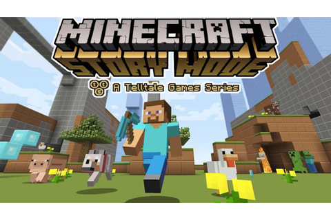 Minecraft Story Mode 2015 - NEW VIDEO GAME! + SCREENSHOTS ...