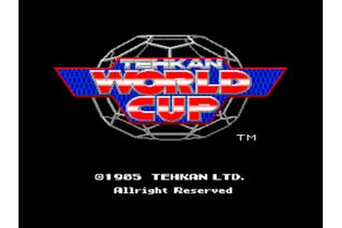 Tehkan World Cup (Tecmo 1.985) - Gameplay - YouTube