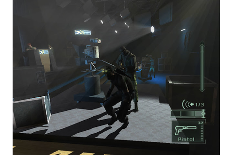 Tom Clancys Splinter Cell Pandora Tomorrow Free Download ...