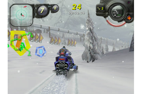 Arctic Thunder Sony Playstation 2 Game