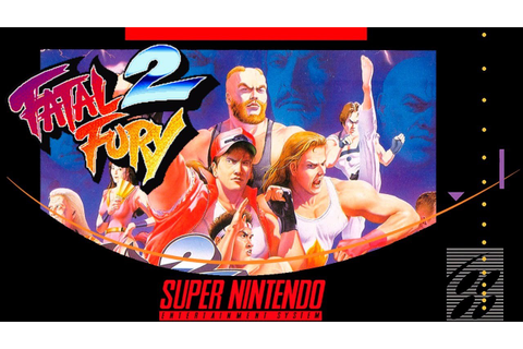 Play Fatal Fury 2 Online - SNESLive