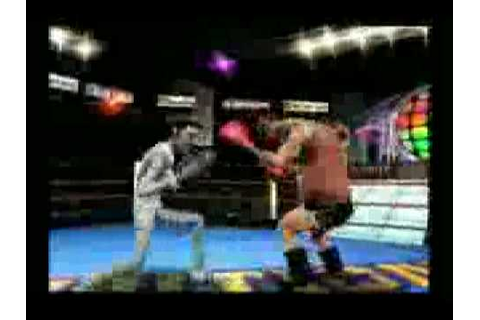 Ready 2 Rumble Revolution Wii Character trailer - YouTube