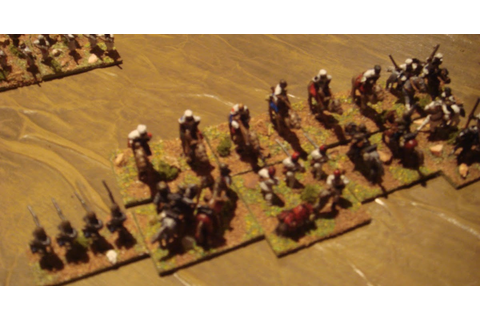 how i wargame: Hordes of the Empire