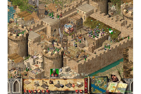 Free Download Game,Software: Download Stronghold Crusader ...