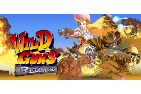 Wild Guns Reloaded on Steam