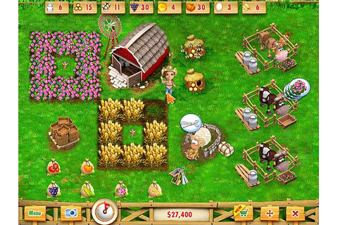 Ranch Rush Game|Play Online Games Free |Ozzoom Games ...