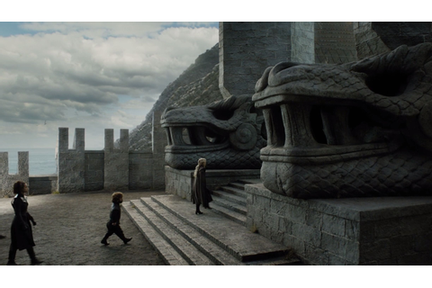 "Book-Reader's Recap—Game of Thrones, Episode 701—""Dragonstone"""