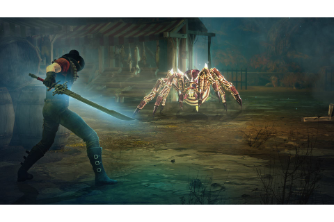 Victor Vran Overkill Edition (PlayStation 4) - Otaku Gamers UK