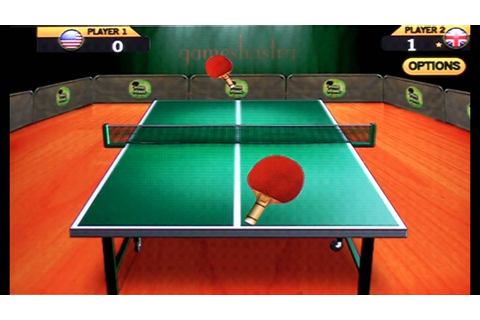 World Ping Pong Championship - Game Trailer - YouTube