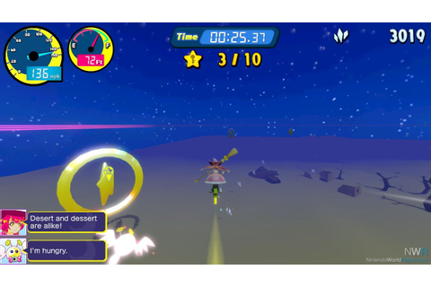 Vroom in the Night Sky - Game - Nintendo World Report