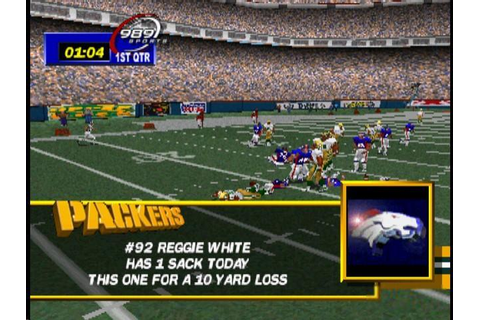 NFL GameDay 99 Download (1998 Sports Game)