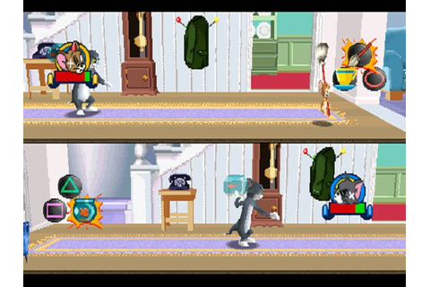 Fshare] Tom & Jerry In House Trap [PS1] | CongTruongIT