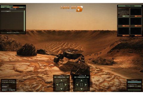Take On Mars Game Lets You Explore The Red Planet With ...
