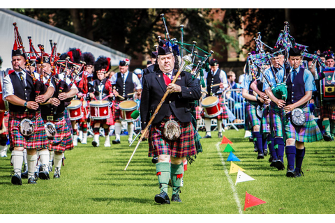 A Brief Introduction to the Highland Games | Inverglen ...