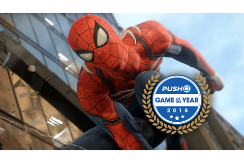 Game of the Year 2018: #3 - Marvel's Spider-Man - Push Square