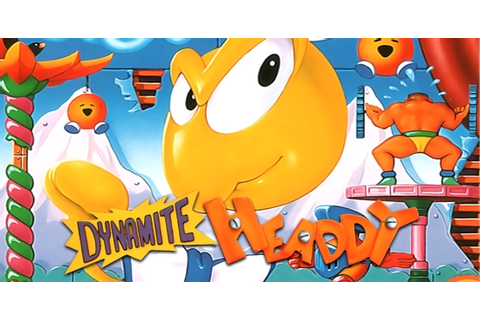 Dynamite Headdy Download Game | GameFabrique