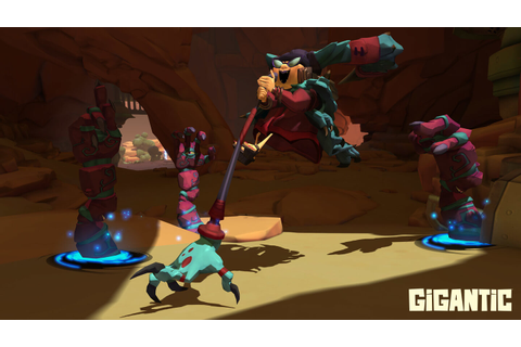 Gigantic Announced for Xbox One and Windows 10