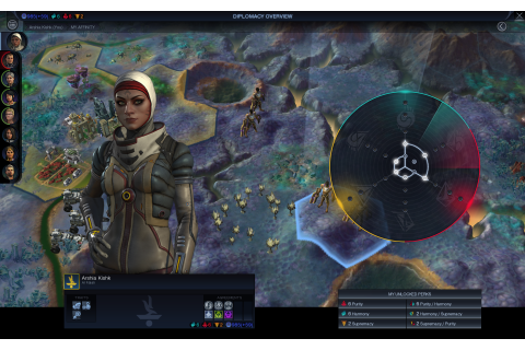 Civilization: Beyond Earth – Rising Tide review | PC Gamer