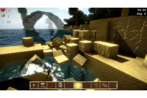 Cube Life: Island Survival » FREE DOWNLOAD | CRACKED-GAMES.ORG
