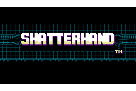 Shatterhand - NES Gameplay - YouTube