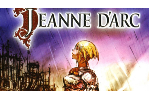 CGR Undertow - JEANNE D'ARC review for PSP - YouTube