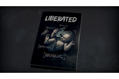 "Interactive Dystopian Graphic Novel ""Liberated"" Announced ..."