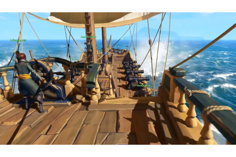 Sea of Thieves - Rare's Swashbuckling Adventure for PC ...