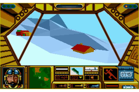Download Midwinter strategy for DOS (1990) - Abandonware DOS
