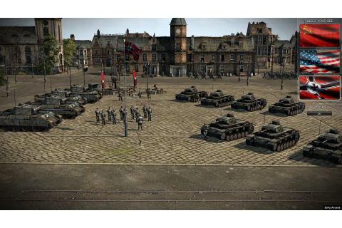 My Scrambled Thoughts: Blitzkrieg 3 (PC) [Alpha] | King ...