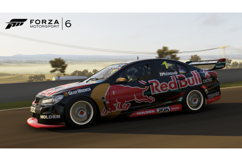 Forza Motorsport 6 Gets V8 Supercars and Awesome 1080p ...