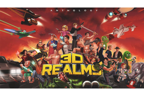 3D Realms returns with 32-game anthology bundle | PC Gamer