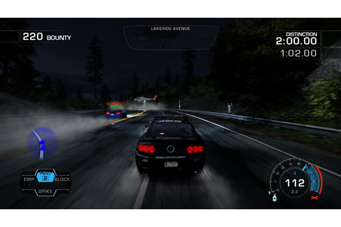 Need For Speed Hot Pursuit 2010 PC Game Highly Compressed ...