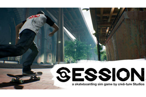 Skate's spiritual successor Session smashes its ...